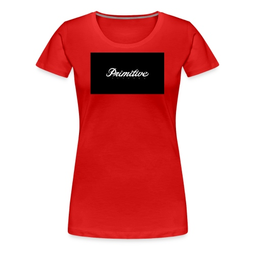 Primitive - Women's Premium T-Shirt