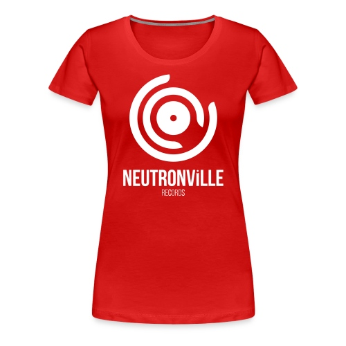 Neutronville Records Logo - Frauen Premium T-Shirt