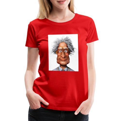 Schredderpeppi Original - Frauen Premium T-Shirt