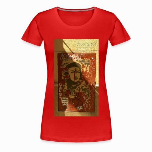 pasionaria madrid - Women's Premium T-Shirt