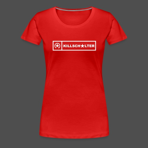 KILLSCHALTER Logo Brand 0KS01 - Women's Premium T-Shirt