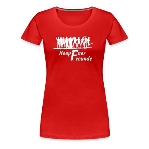 Logo Hoepfner 2016 - fest - Frauen Premium T-Shirt
