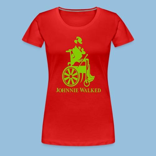 JW - Vrouwen Premium T-shirt