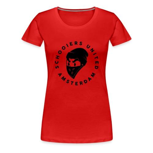 schooier - Vrouwen Premium T-shirt