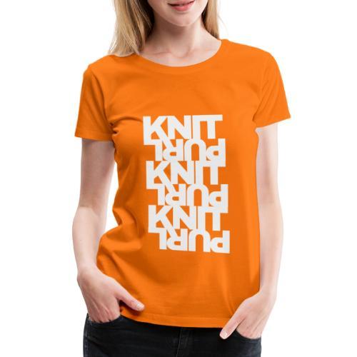 St st, light - Women's Premium T-Shirt