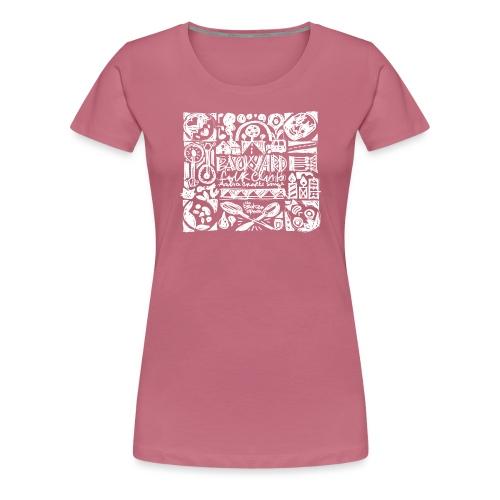 backyard 1 - T-shirt Premium Femme