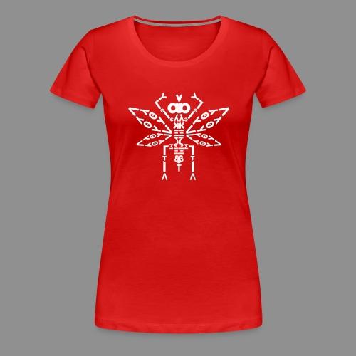 Letteroptero_small - Women's Premium T-Shirt