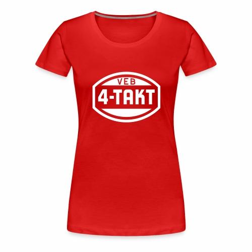 VEB 4-Takt Logo (1c) - Women's Premium T-Shirt