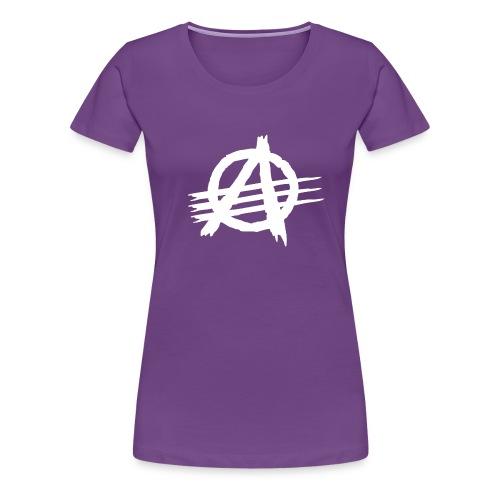 AGaiNST ALL AuTHoRiTieS - Women's Premium T-Shirt