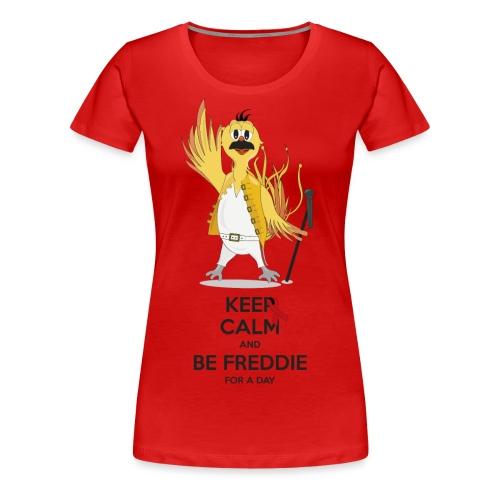 Freddie for a Day 2015 - Frauen Premium T-Shirt
