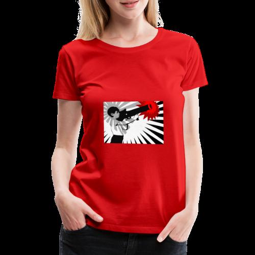 Peace Please - Women's Premium T-Shirt