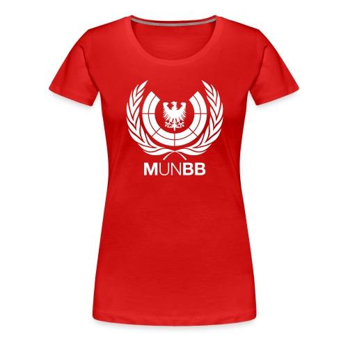 MUNBB - Frauen Premium T-Shirt
