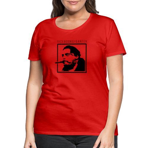 Facebookgiganten - Premium-T-shirt dam
