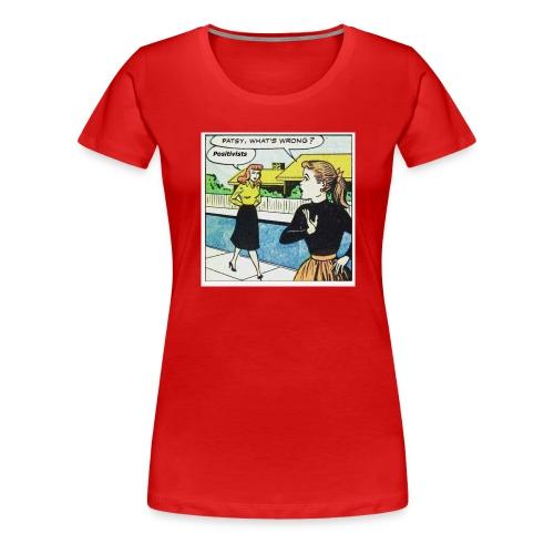 Positivists - Women's Premium T-Shirt