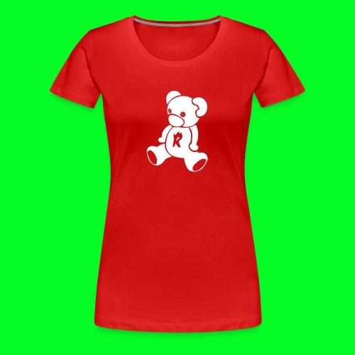 SmikkelBeer hoodie (PrachtKwaliteit) - Vrouwen Premium T-shirt