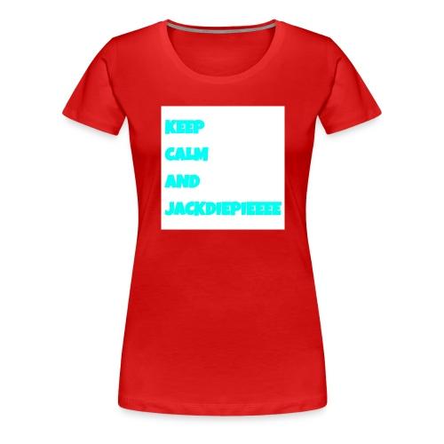maglietta JACKDIEPIE øfficial 3 - Maglietta Premium da donna