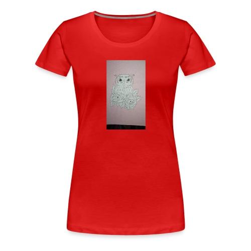 bird - Camiseta premium mujer