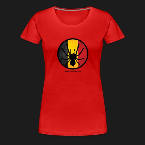 T shirt design - Women's Premium T-Shirt