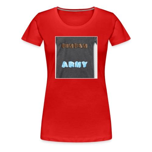 Foto Collagen App ohw4l7 - Frauen Premium T-Shirt