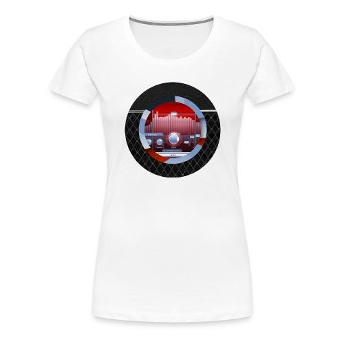 FabFilter Saturn circle - Women's Premium T-Shirt