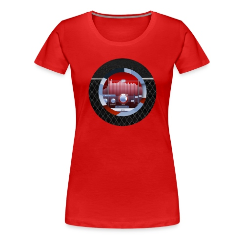 FabFilter Saturn circle - Women's Premium T-Shirt