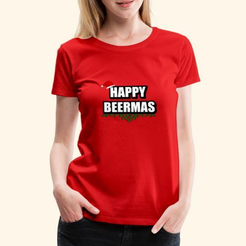 HAPPY BEERMAS AYHT - Women's Premium T-Shirt