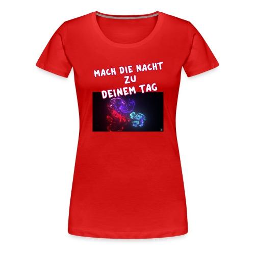 Feiern - Frauen Premium T-Shirt