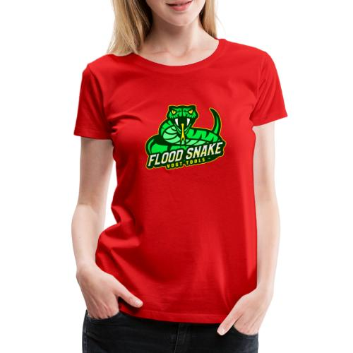 Floodsanke - only - Frauen Premium T-Shirt