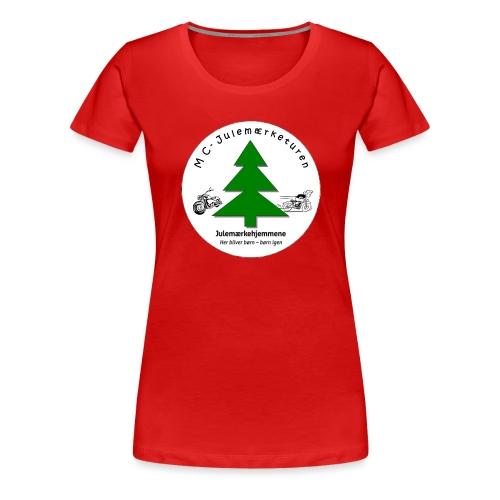 MCJul - Dame premium T-shirt