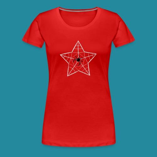 étoile d'araignée - T-shirt Premium Femme
