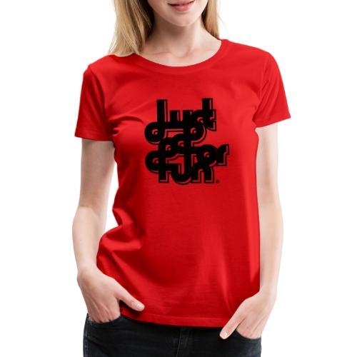 BD Just For Fun - Frauen Premium T-Shirt