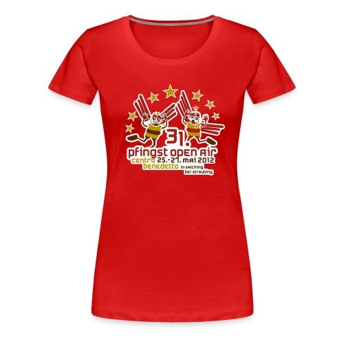 poa2012 special edition - Frauen Premium T-Shirt