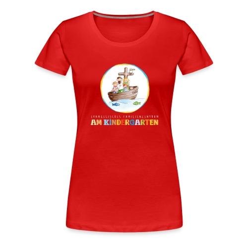 Logo Kiga - Frauen Premium T-Shirt