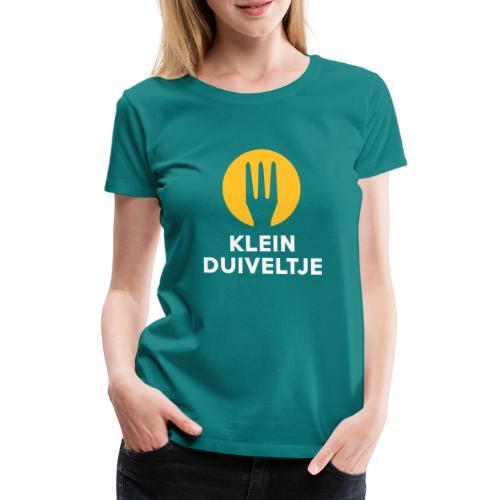 klein duiveltje - trident - T-shirt Premium Femme