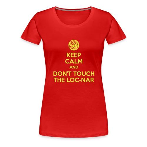 Esfera - Camiseta premium mujer