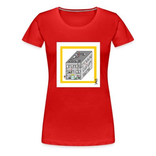 Aime qui tu es - T-shirt Premium Femme