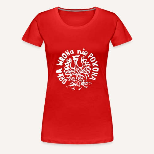 orlawrona - Koszulka damska Premium