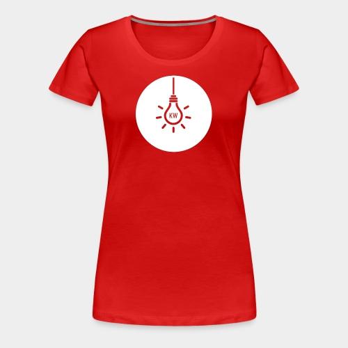 Just KW - Frauen Premium T-Shirt