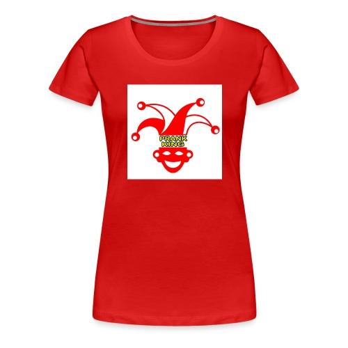 PrankKing - Women's Premium T-Shirt