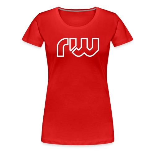 racewolff rw 1RWWE - Women's Premium T-Shirt