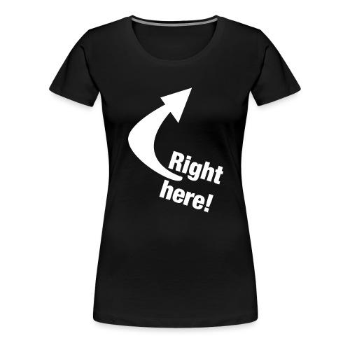 Where is your GOD now? - Frauen Premium T-Shirt