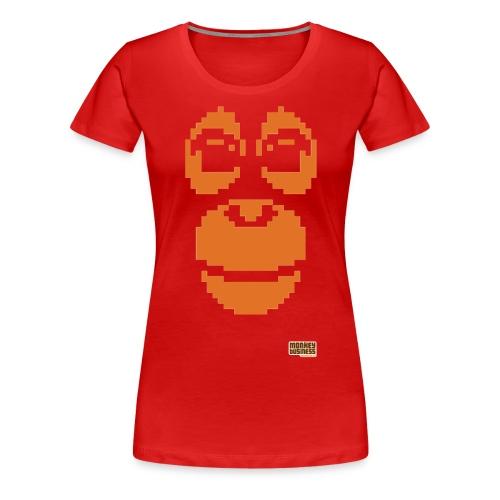 C O P - Vrouwen Premium T-shirt