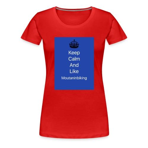 Mout - Premium-T-shirt dam