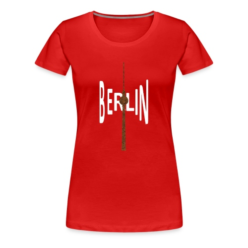 Berlinbrot2 - Frauen Premium T-Shirt
