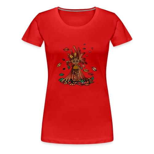 Coma- Die Hüterin der Wälder - Frauen Premium T-Shirt
