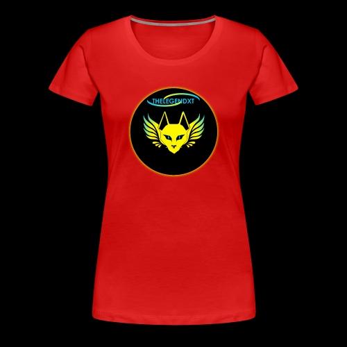 Legendary - Frauen Premium T-Shirt