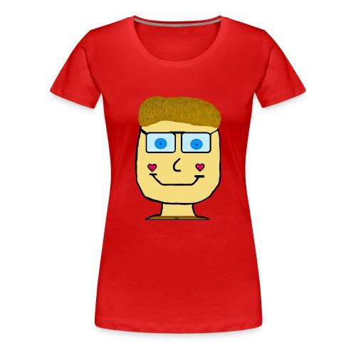 Steffe s Wonderworld Logo - Frauen Premium T-Shirt