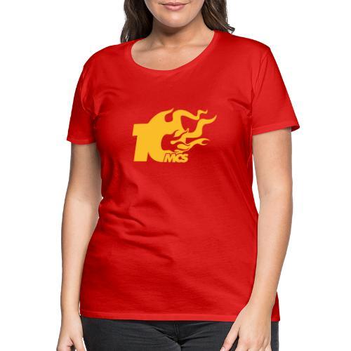 logo09 - Frauen Premium T-Shirt