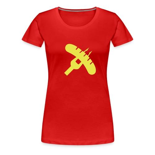 Coole Wurst - Frauen Premium T-Shirt
