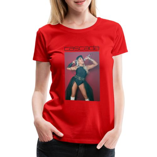 cascada 2021 MIC - Women's Premium T-Shirt